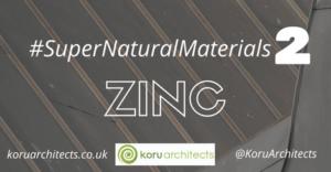 Super Natural Materials zinc